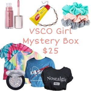 VSCO Girl Mystery Box Perfect Gift